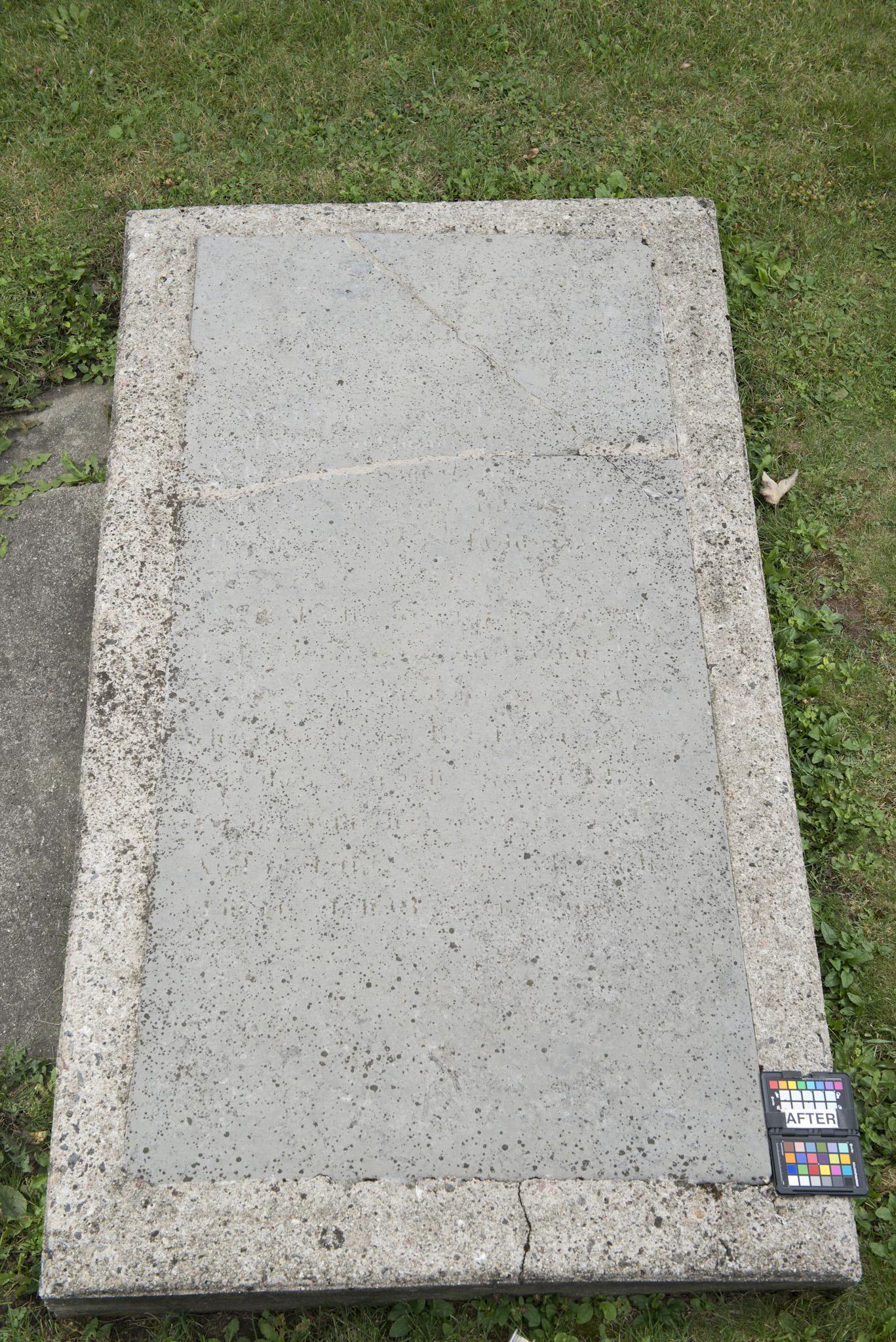 Marker for Mary Washburn (Alex Gabov)